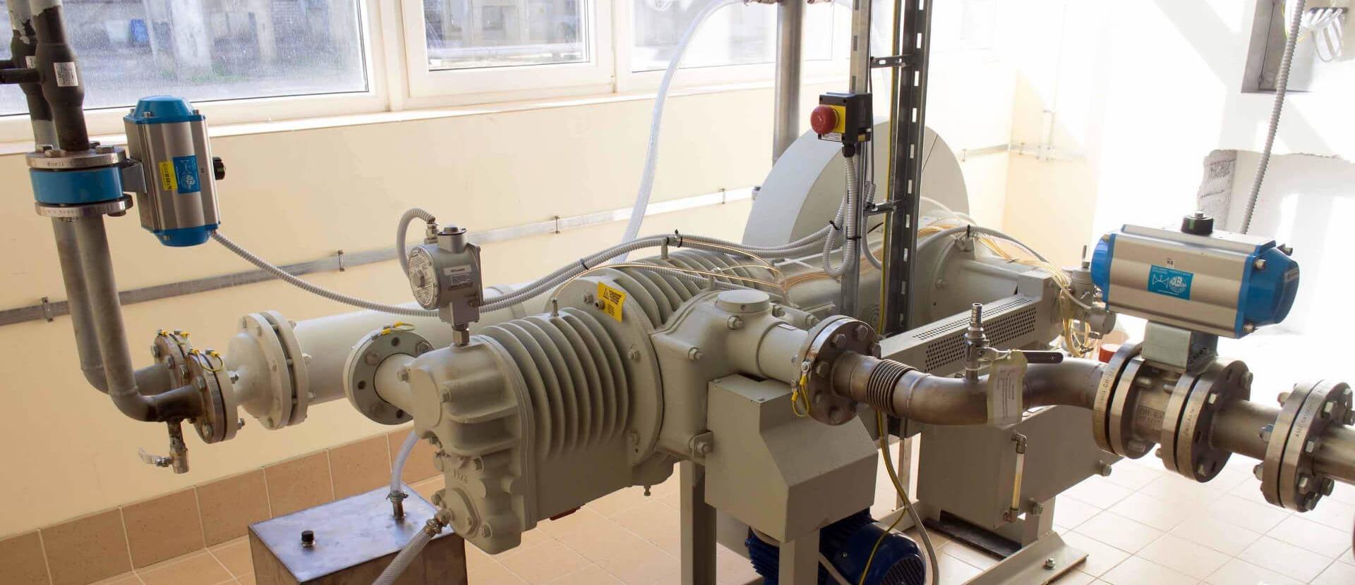 Vacuum pumps for the pharmaceutical industry  Italvacuum